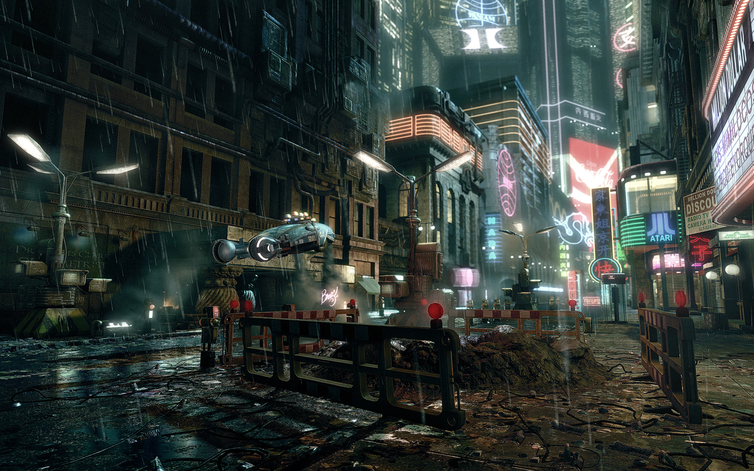 """the near dystopian future happening in our world today Welcome to the (dystopian) future dark dystopian futures and the heroes try to prevent it from happening in the forward to our """"brave new world."""