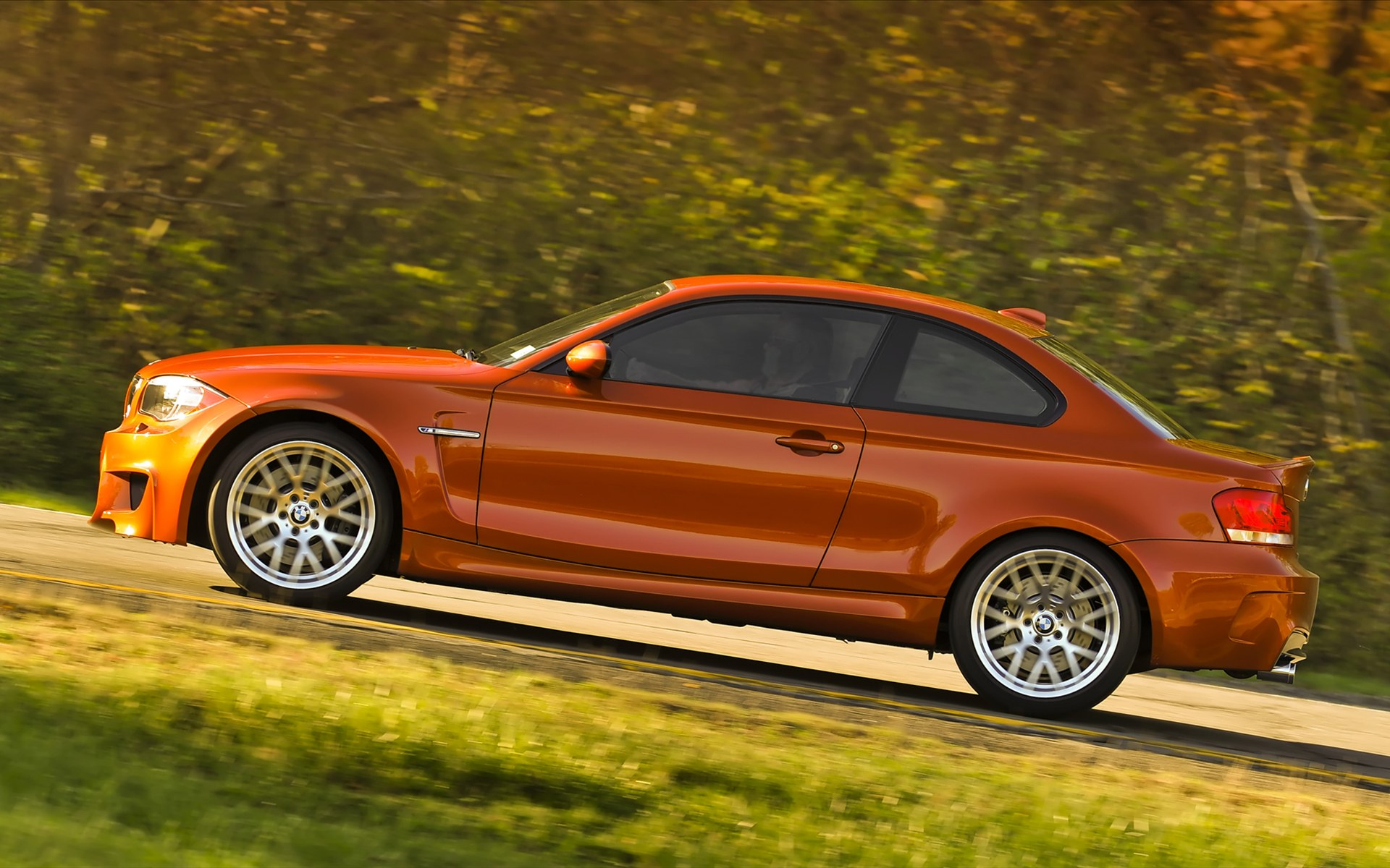 BMW 1 Series M Coupe US Version | Free Desktop Wallpapers for ...
