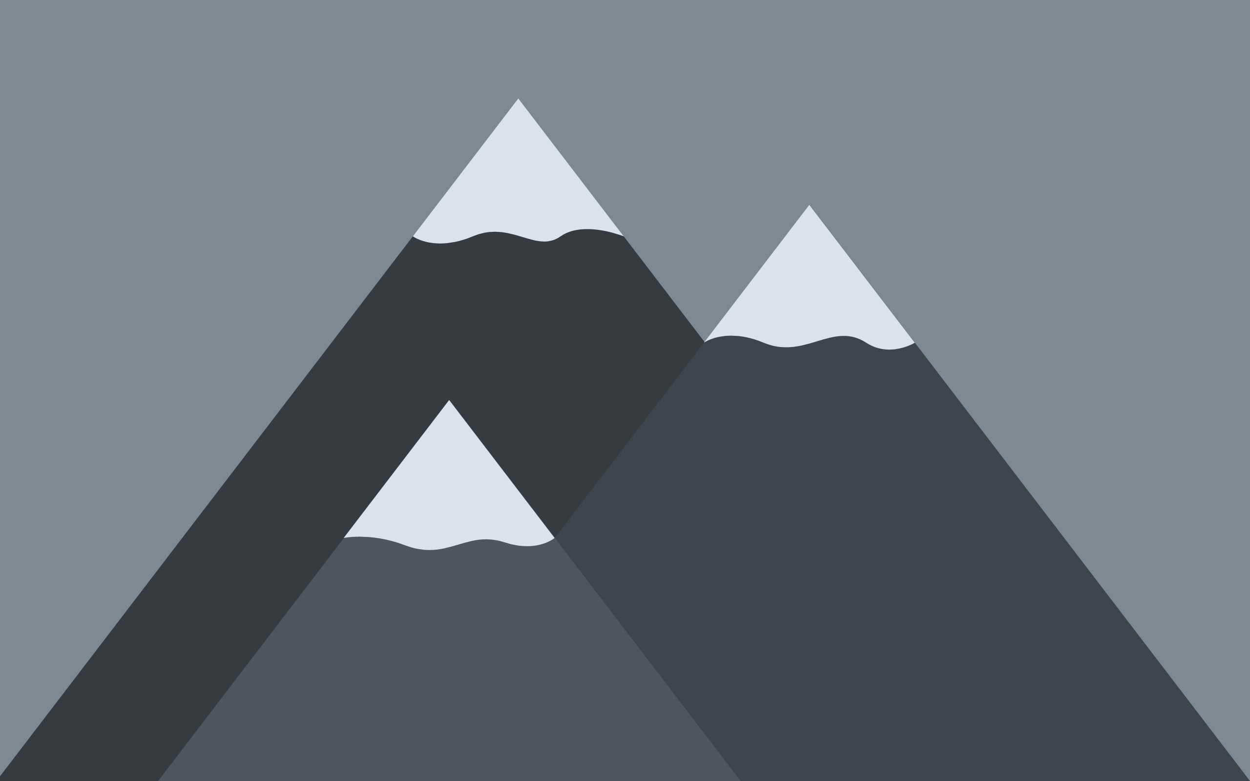 Great Wallpaper Mountain Simple - 2560x1600  Snapshot_752141.org/get/57197/2560x1600