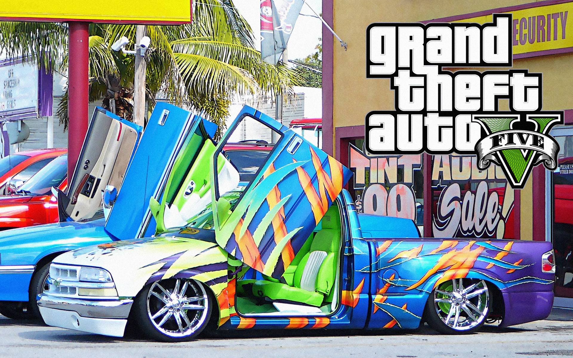 grand theft auto v | free desktop wallpapers for widescreen, hd and