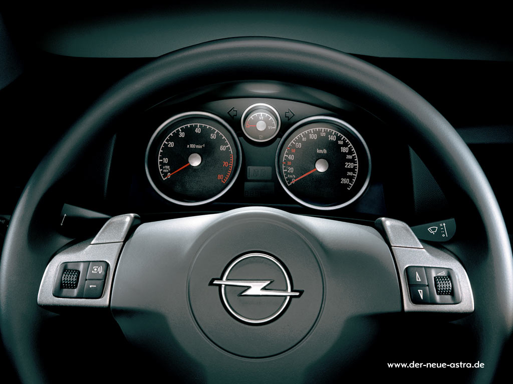 Opel Astra C Wallpapers