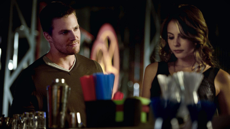 Arrow Tv Show Wallpaper