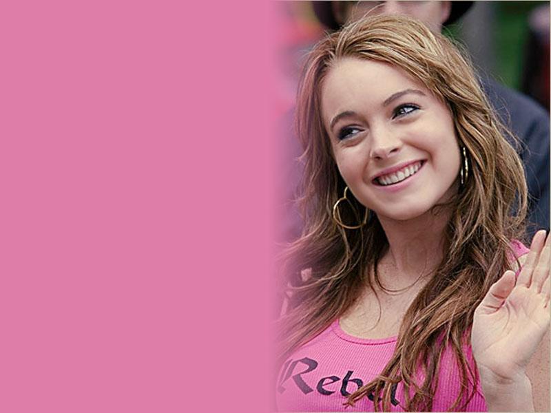 Lindsay Lohan Mean Girls