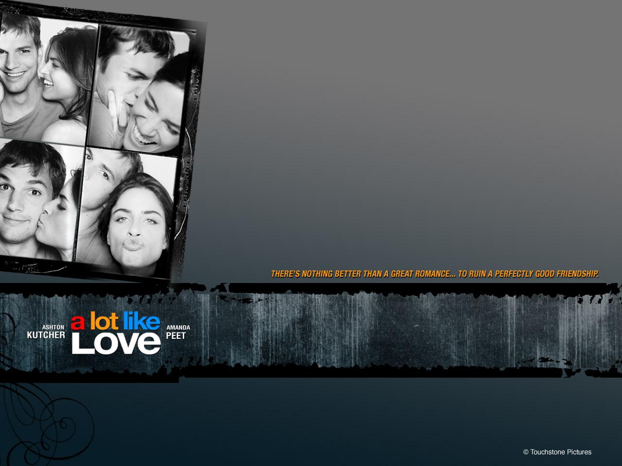 Amanda Peet A Lot Like Love a lot like love wallpapers