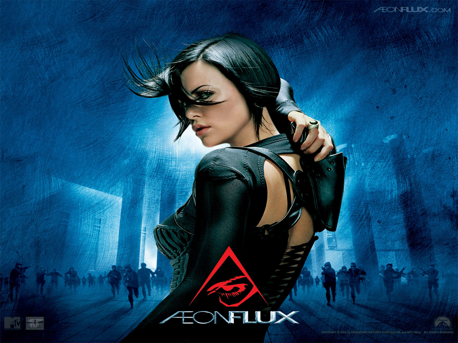 a review of the movie aeon flux Aeon flux turn autoplay off our reviews philip french philip french: brings back memories of logan's run, one of the dreariest sf movies i've ever seen peter.