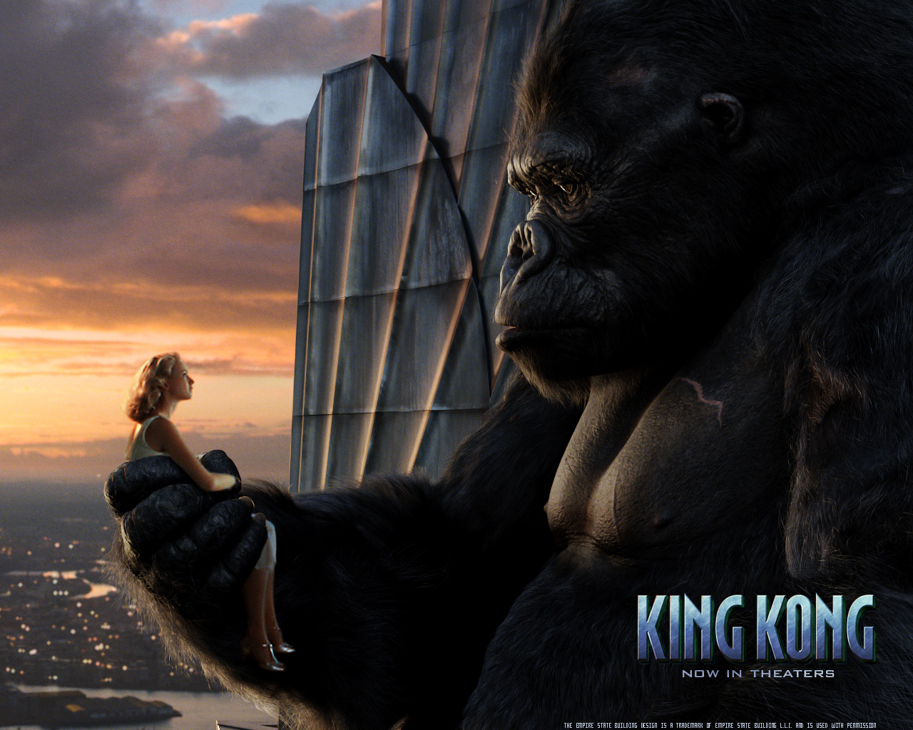 king kong video