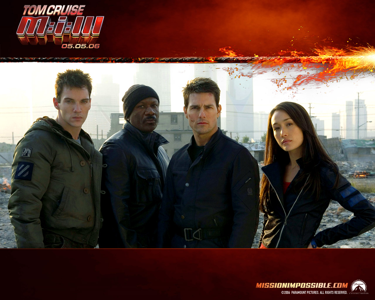 mission impossible iii 018   free desktop wallpapers for widescreen
