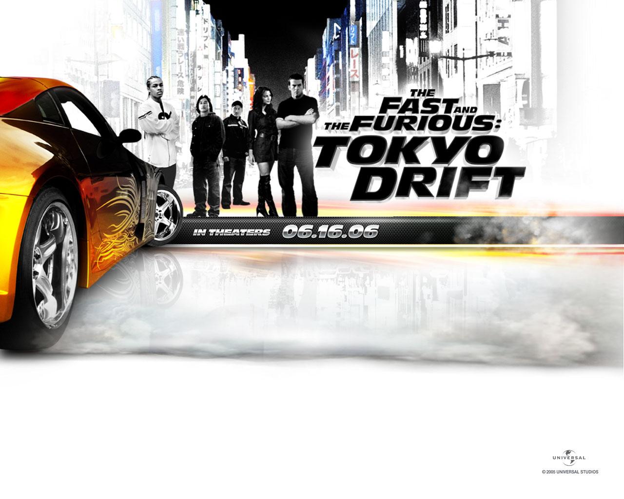 The fast and the furious: tokyo drift | movie fanart | fanart. Tv.