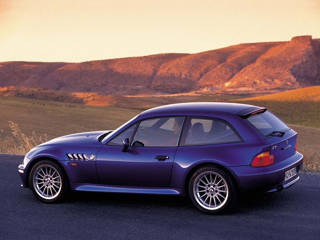 bmw z3 coupe free desktop wallpapers for hd widescreen and mobile. Black Bedroom Furniture Sets. Home Design Ideas