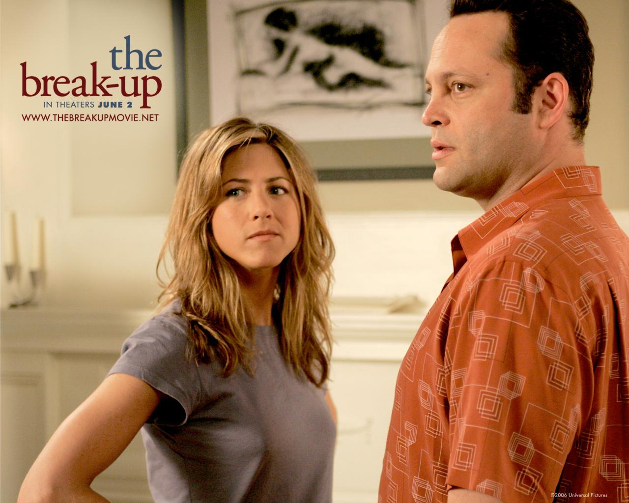 Jennifer aniston naked in the break up