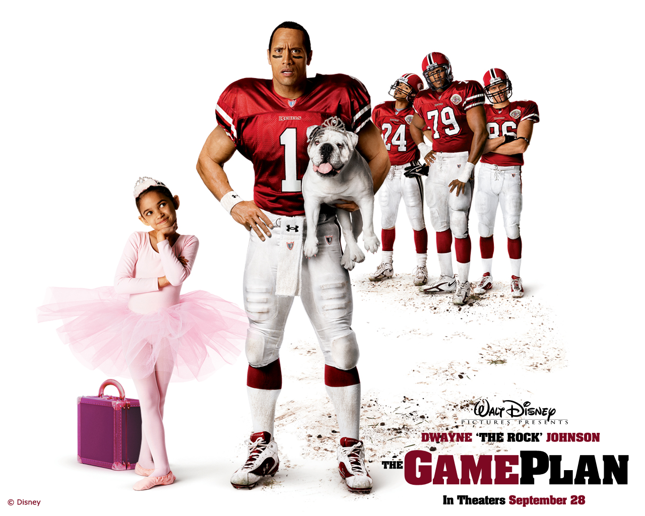 Http Www Thewallpapers Org 879 Movies The Game Plan