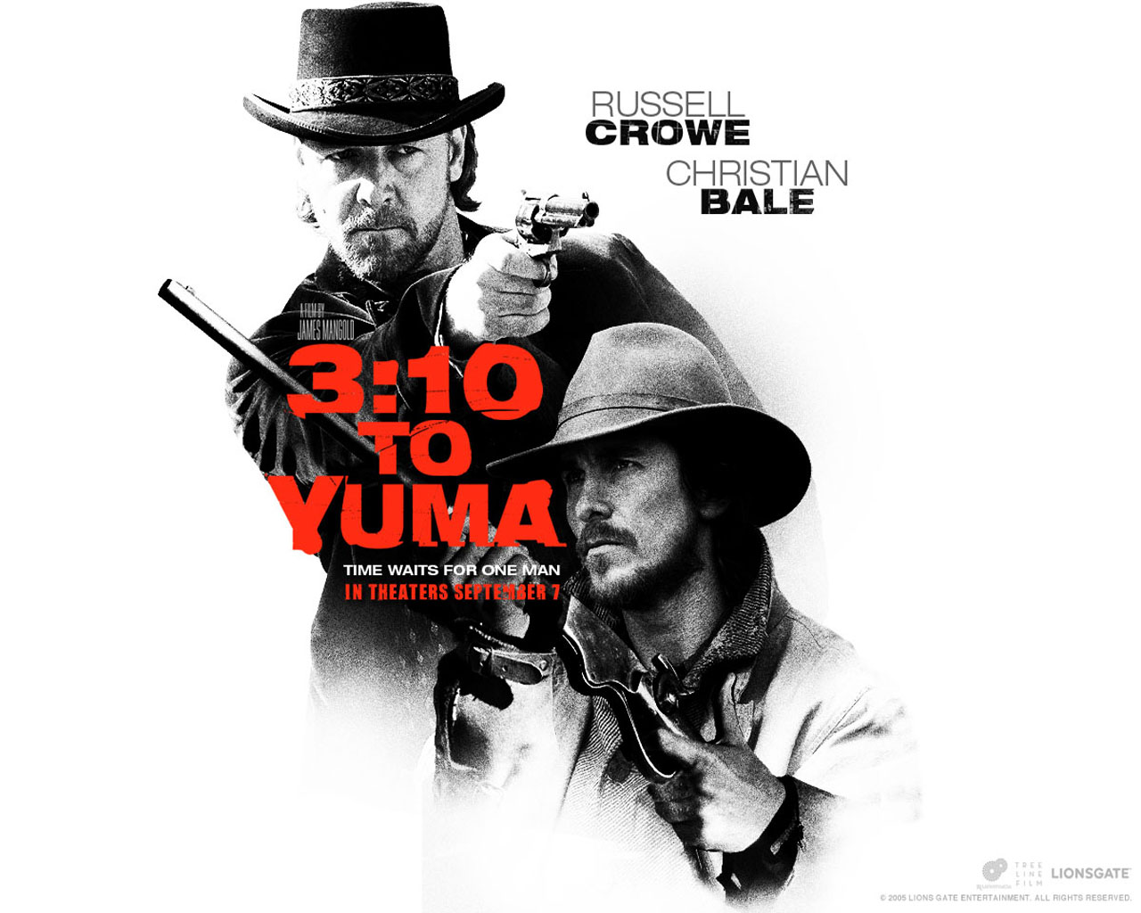 310 to Yuma Wallpaper  Westerns Wallpaper  Stuffpoint
