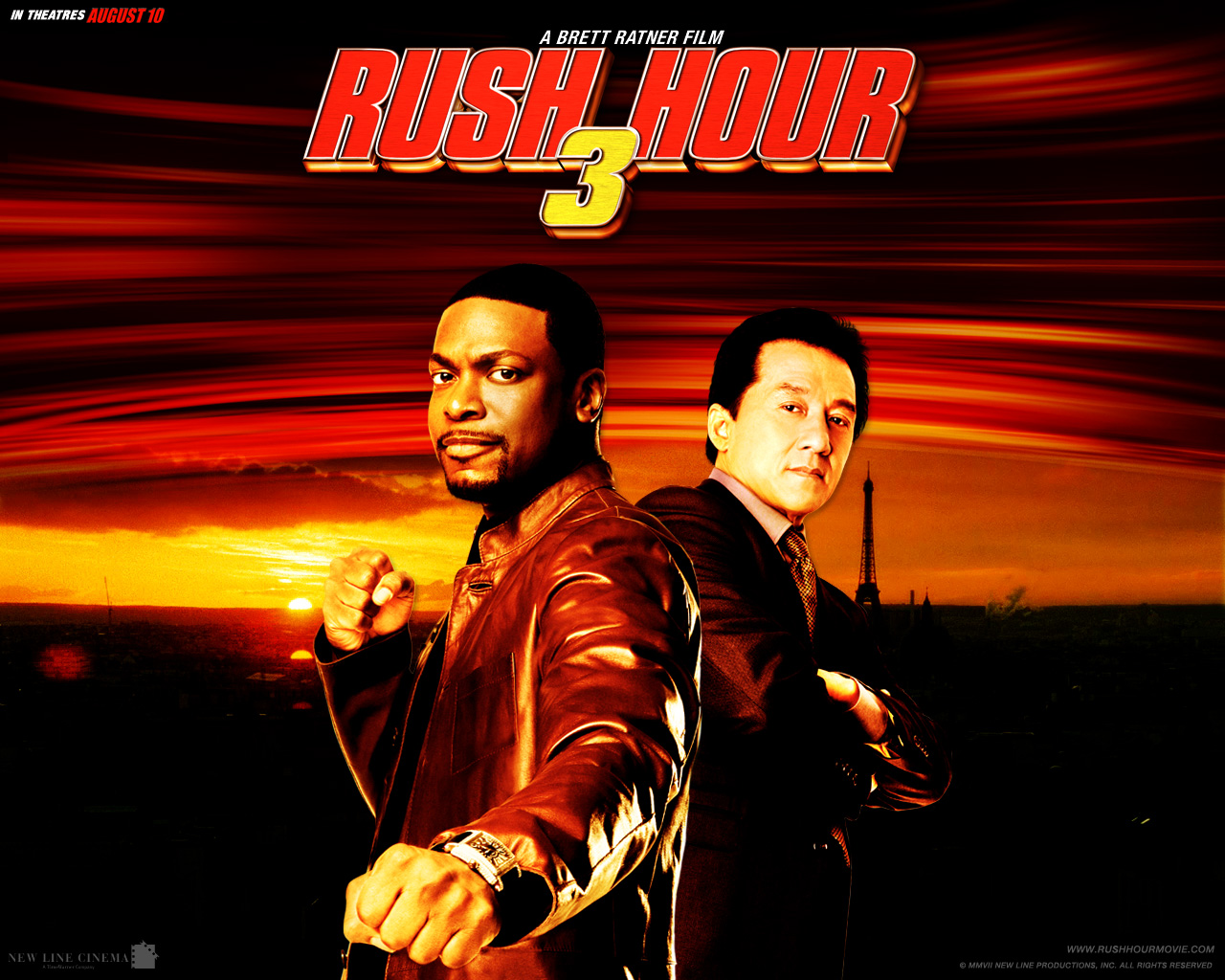 Rush Hour Movie Poster