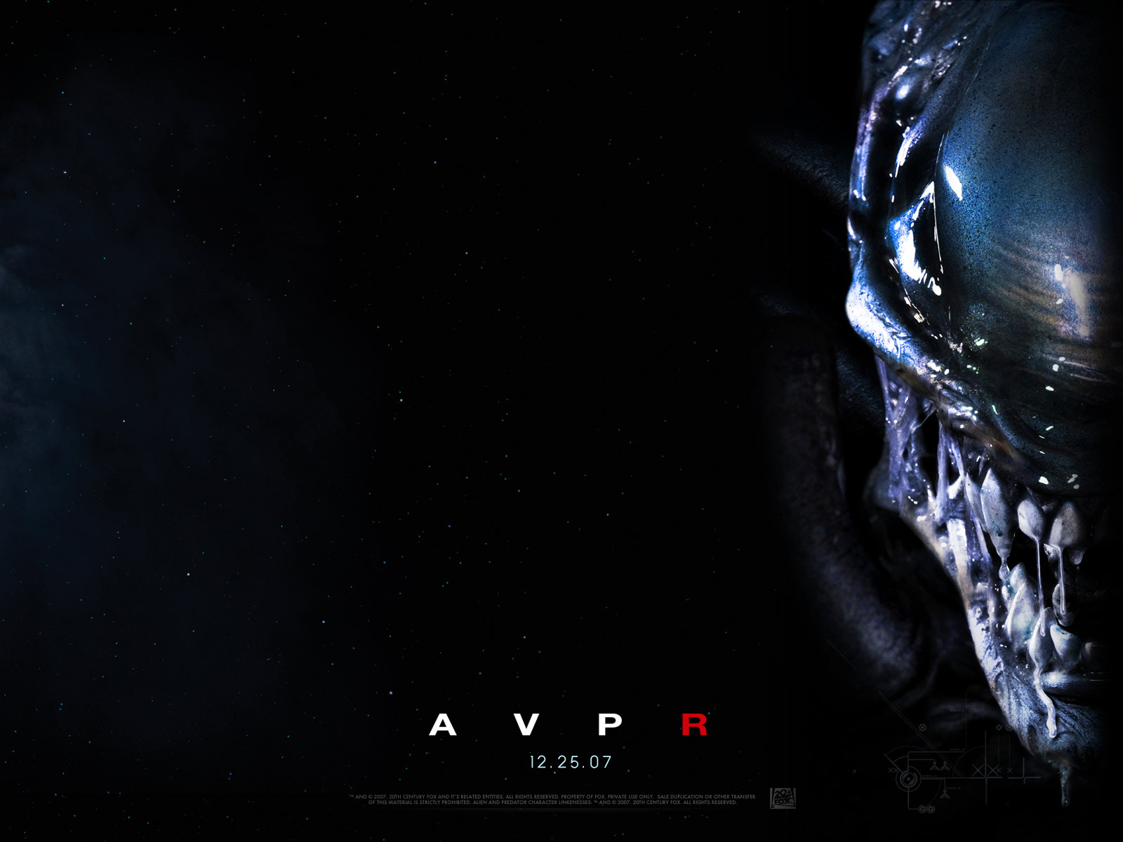 free aliens desktop themes