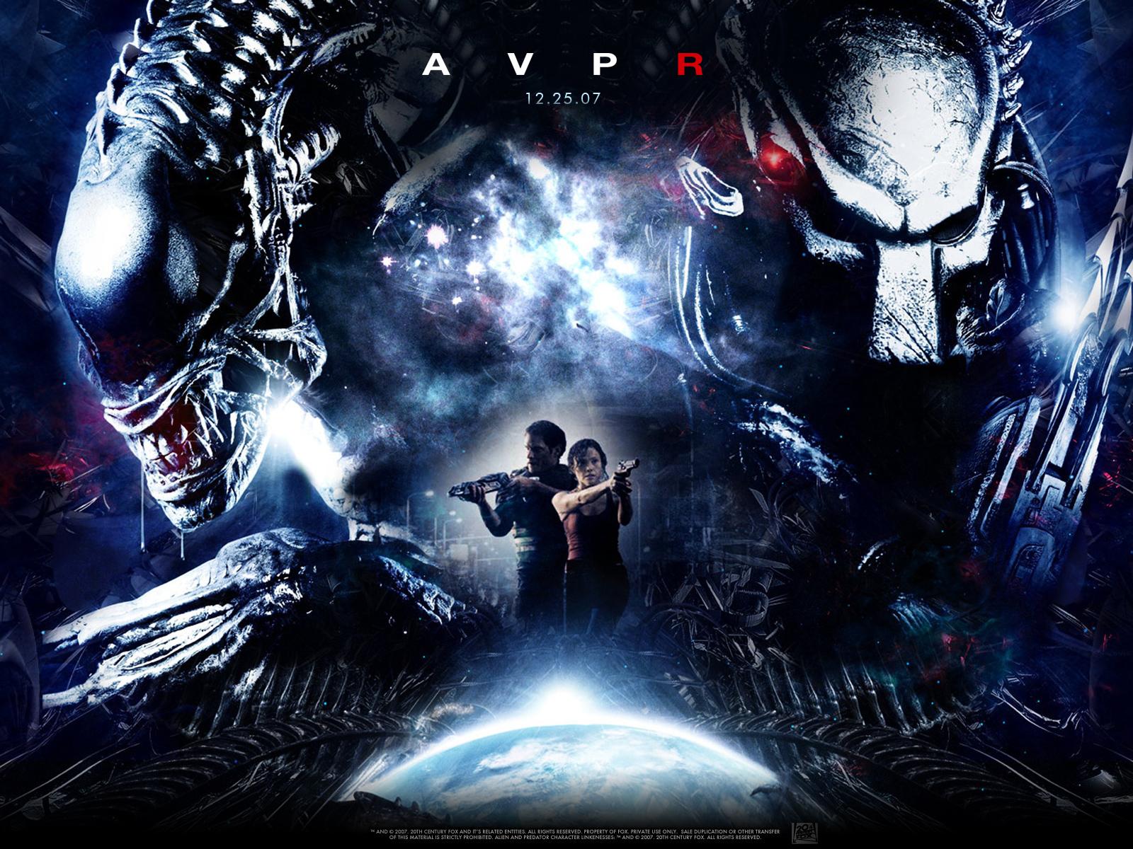 Aliens vs predator requiem wallpapers