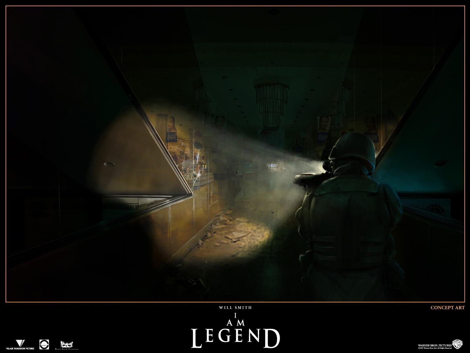 I Am Legend 008  I Am Legend Infected