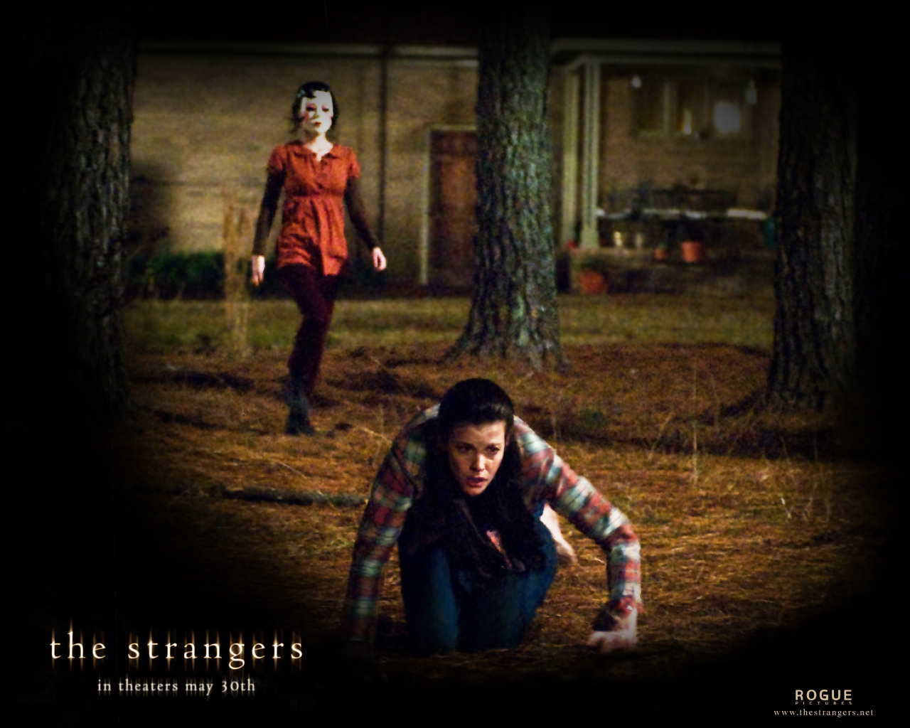 a review of the strangers a horror film by bryan bertino Johannes roberts' the strangers: prey at night is a travesty for anyone who watched and loved the outstanding 2008 film, the strangers, directed by bryan.
