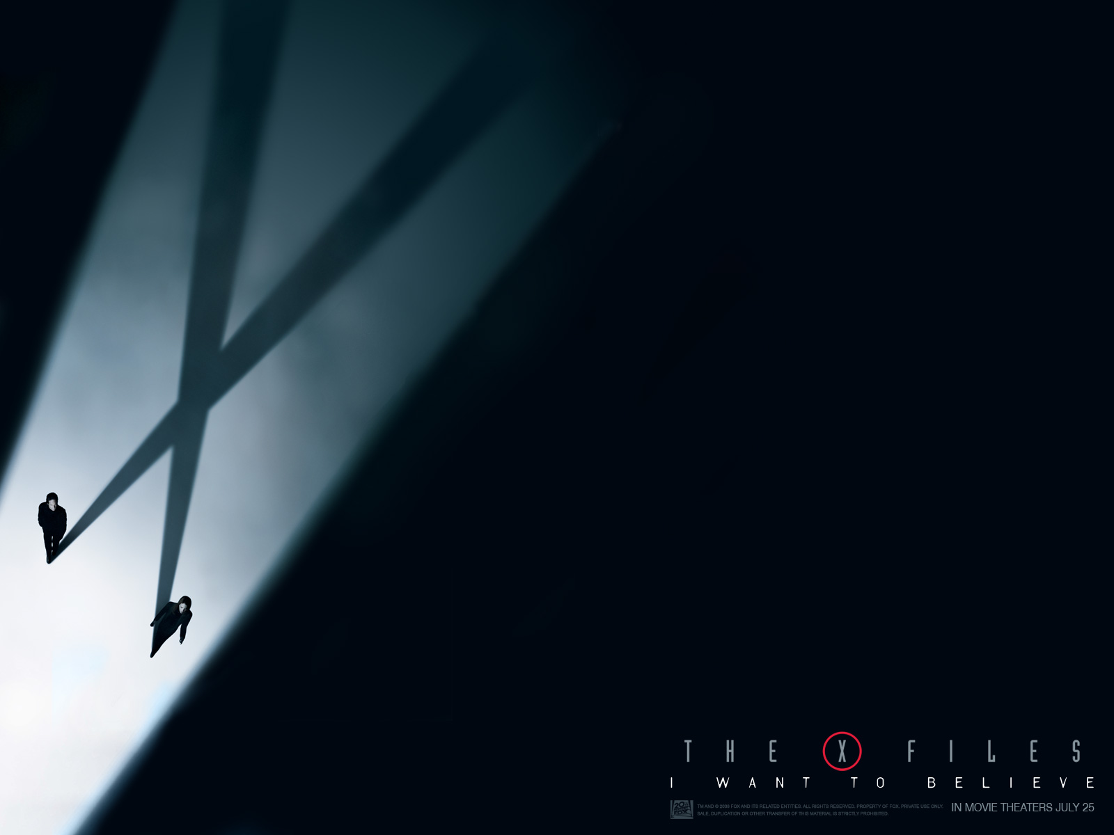 X Files Wallpaper I Want To Believe The X Files: I Want to...