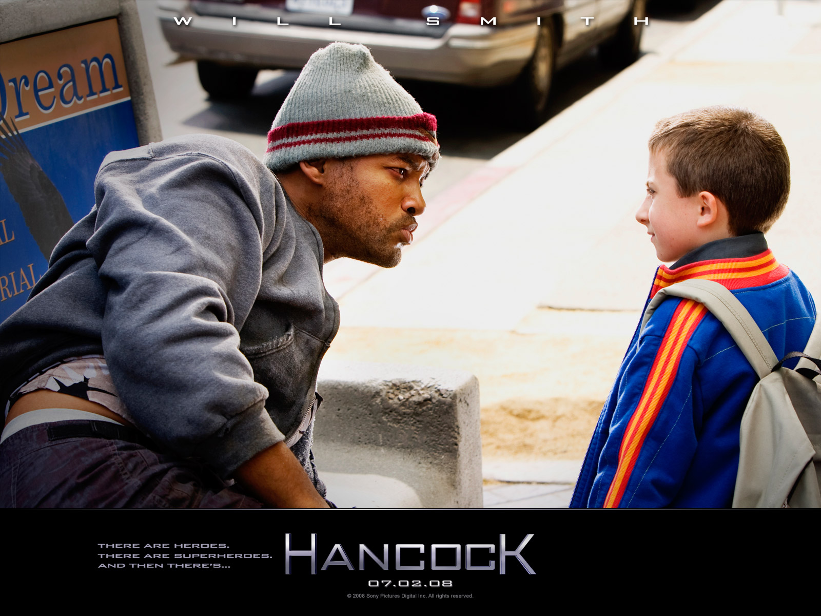 Hancock Free Desktop Wallpapers For Widescreen Hd And Mobile