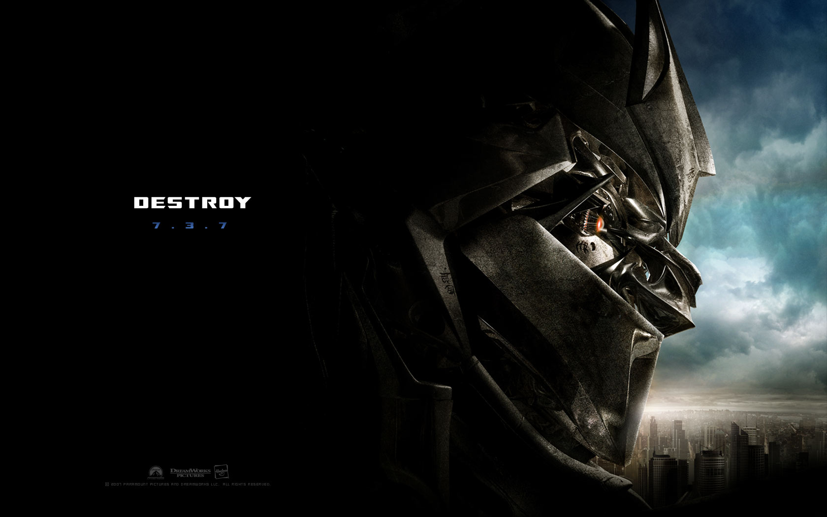 transformers wallpaper widescreen - photo #30
