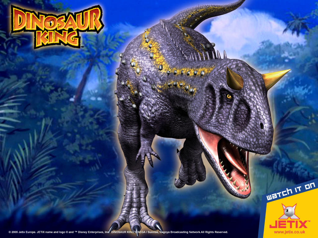 Dinosaur king wallpapers