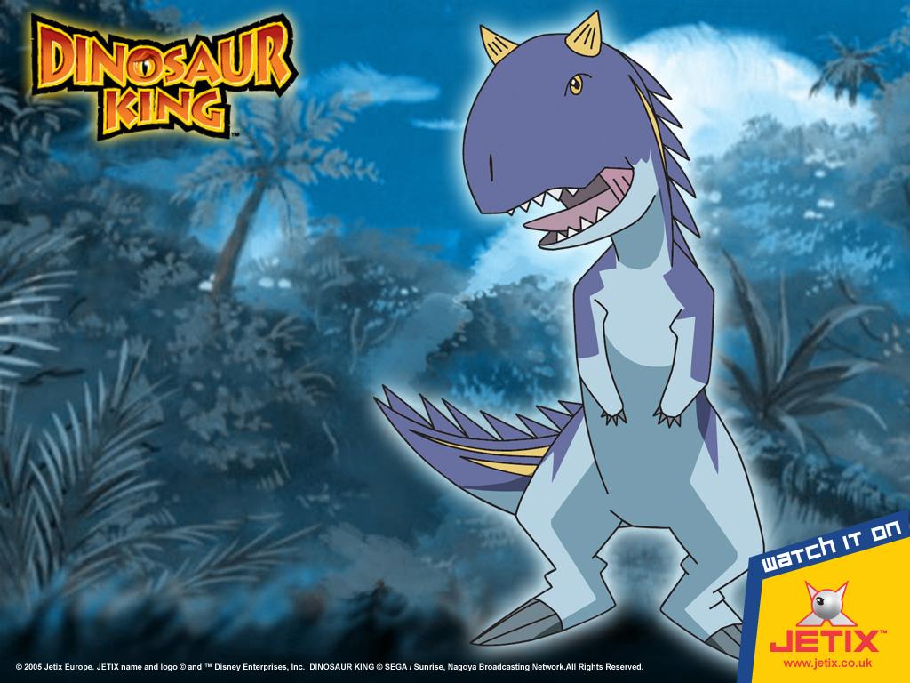 Dinosaur king - Dinausaure king ...