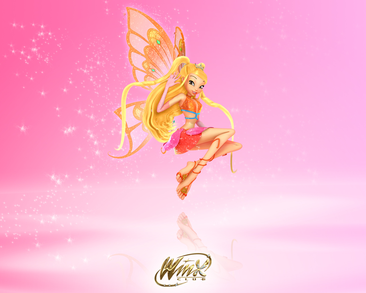 winx club free desktop wallpapers for hd widescreen and