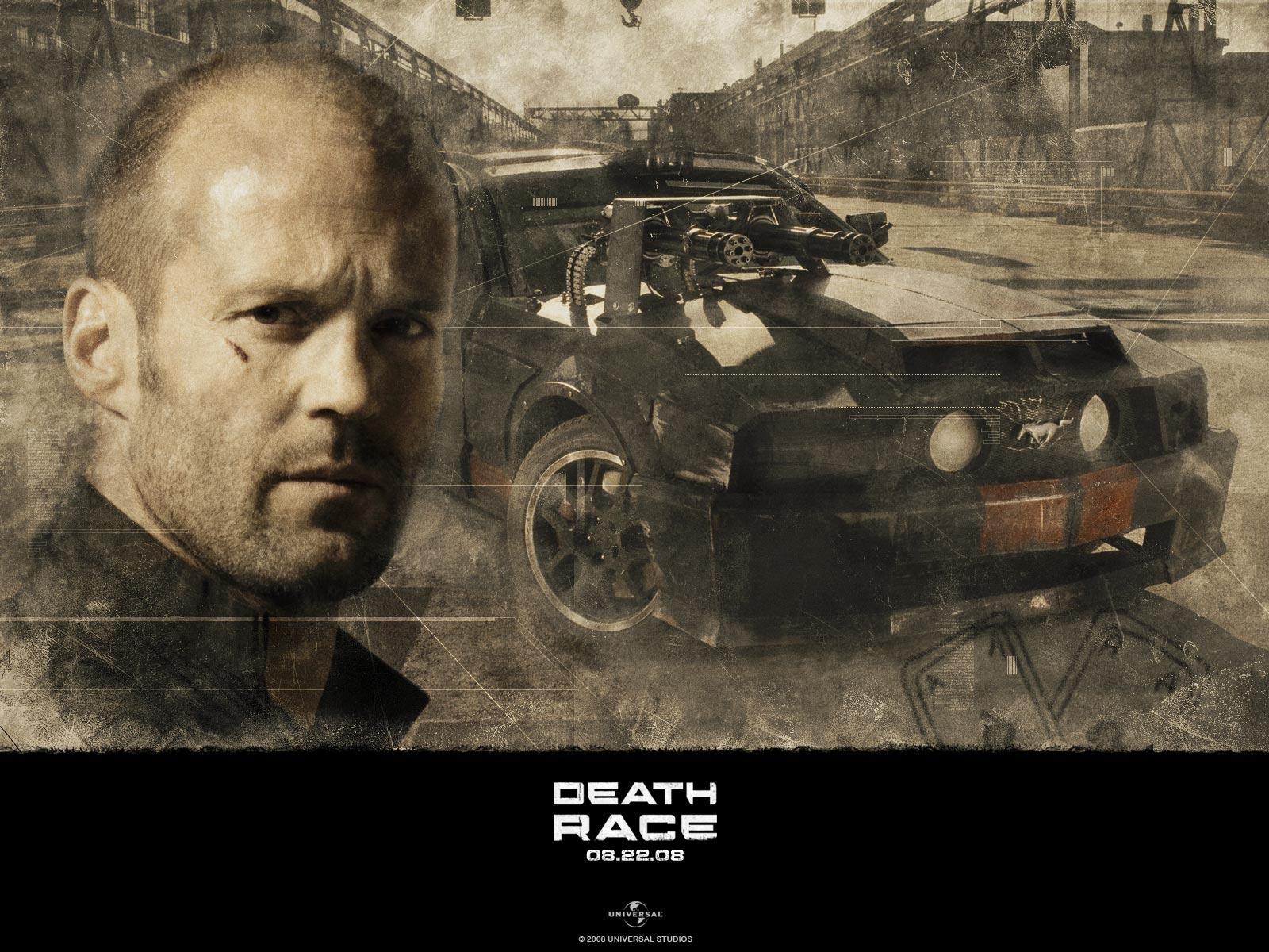 death race 006 | free desktop wallpapers for widescreen, hd and mobile