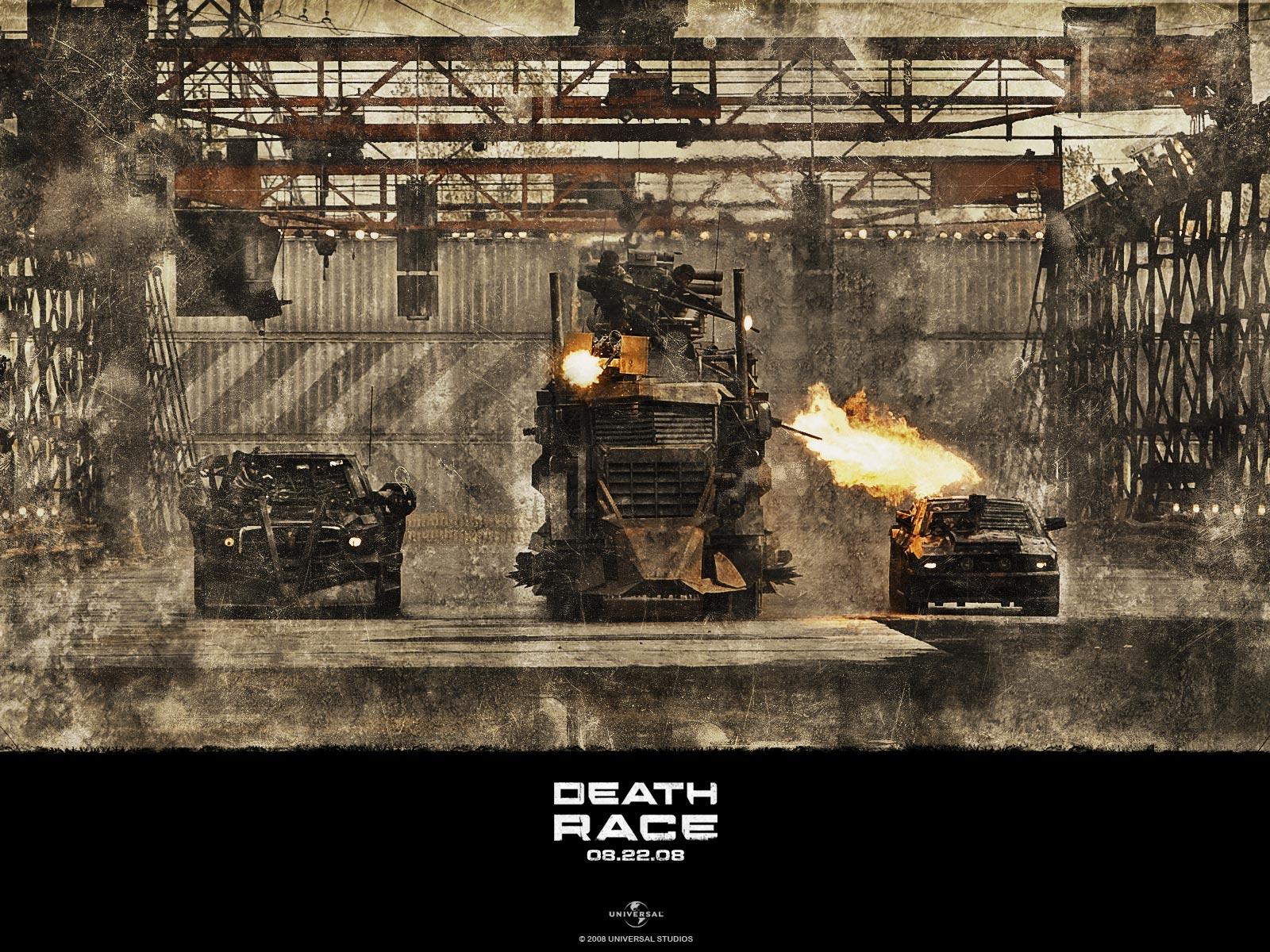 Dead race movie