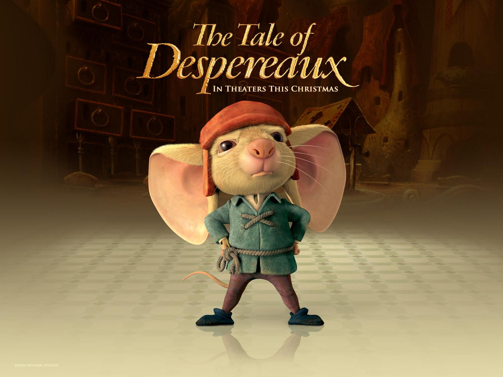 rodney hively the tale of despereaux