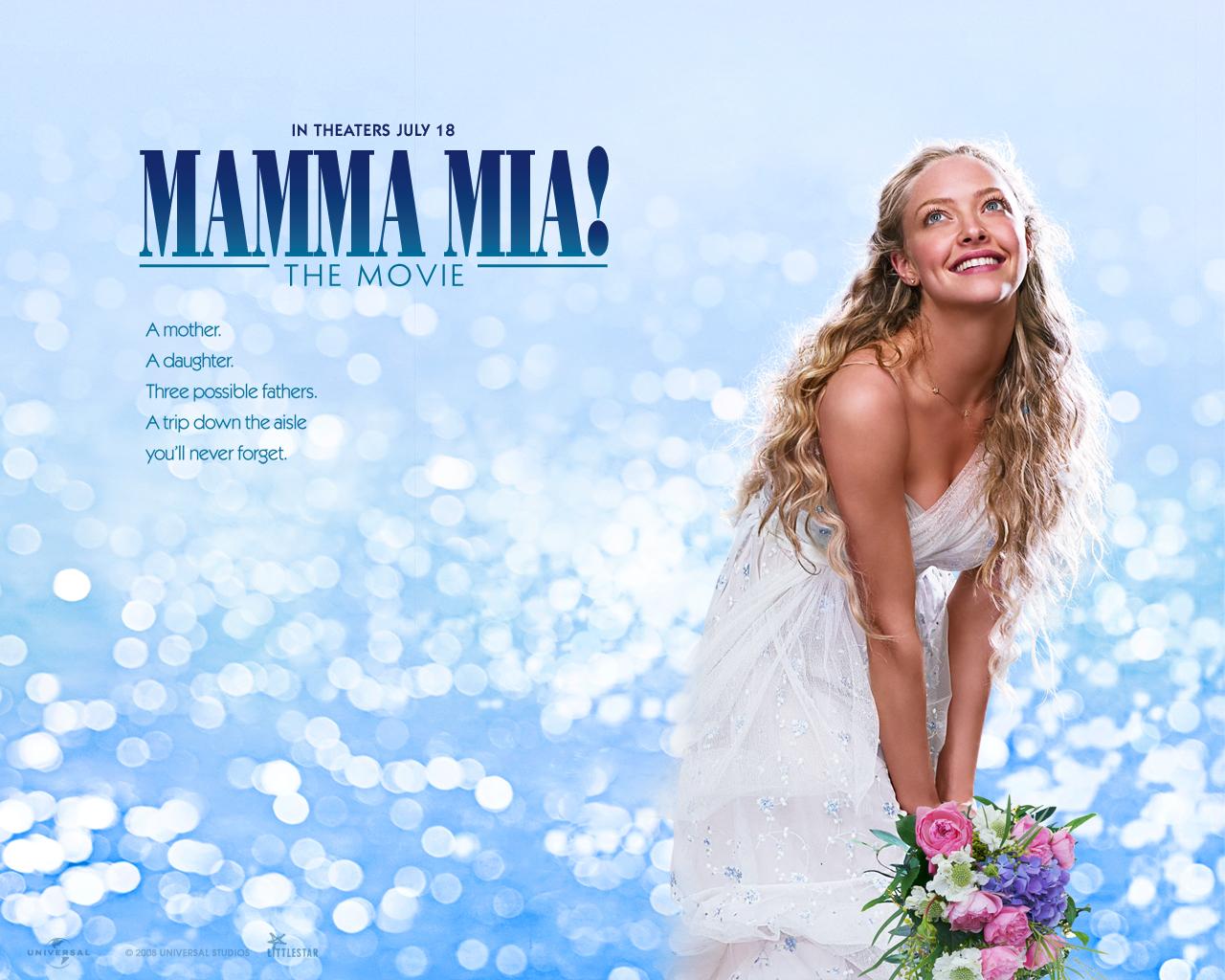 Mamma Mia! Wallpapers