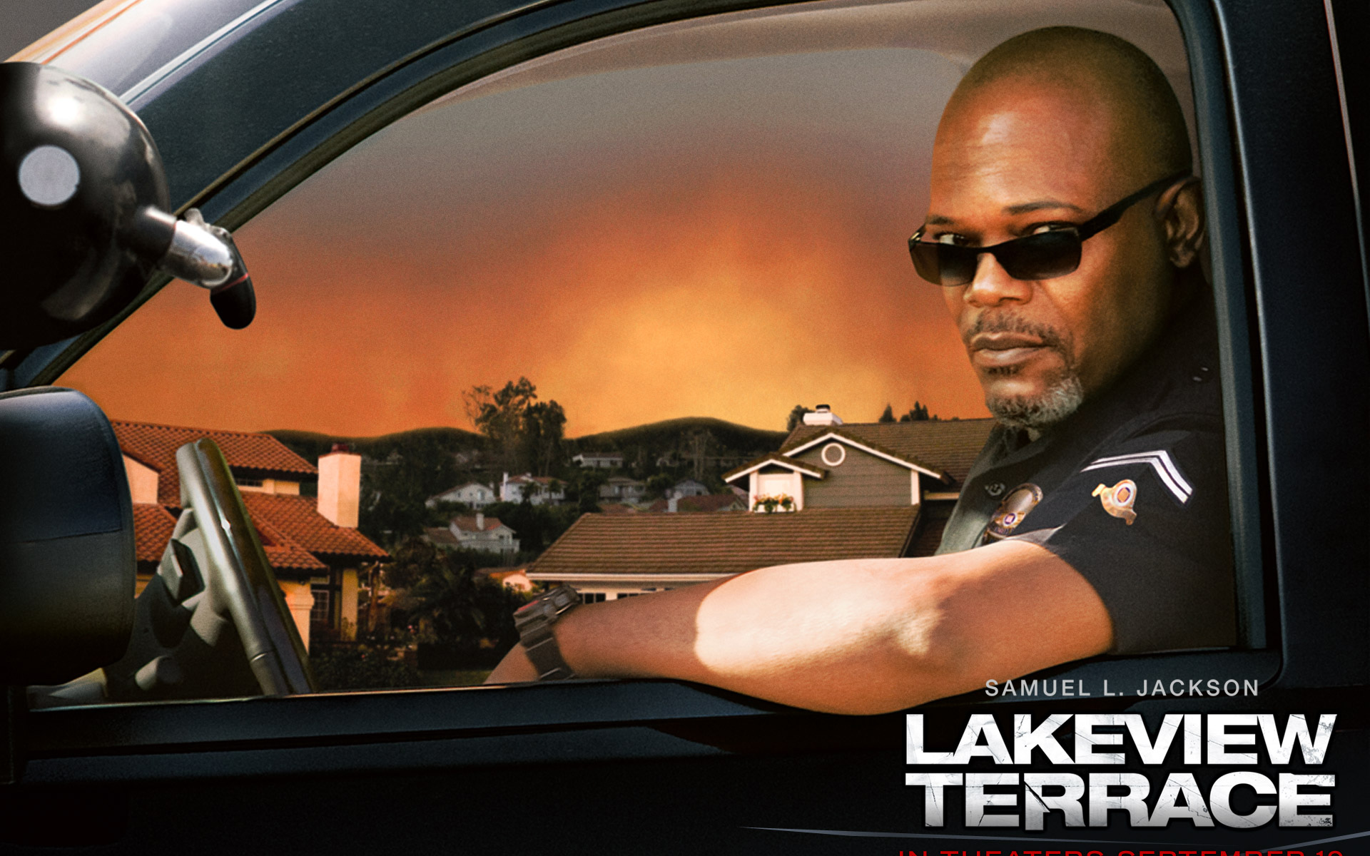 Lakeview terrace movie wallpaper 119643 for Movies at the terrace