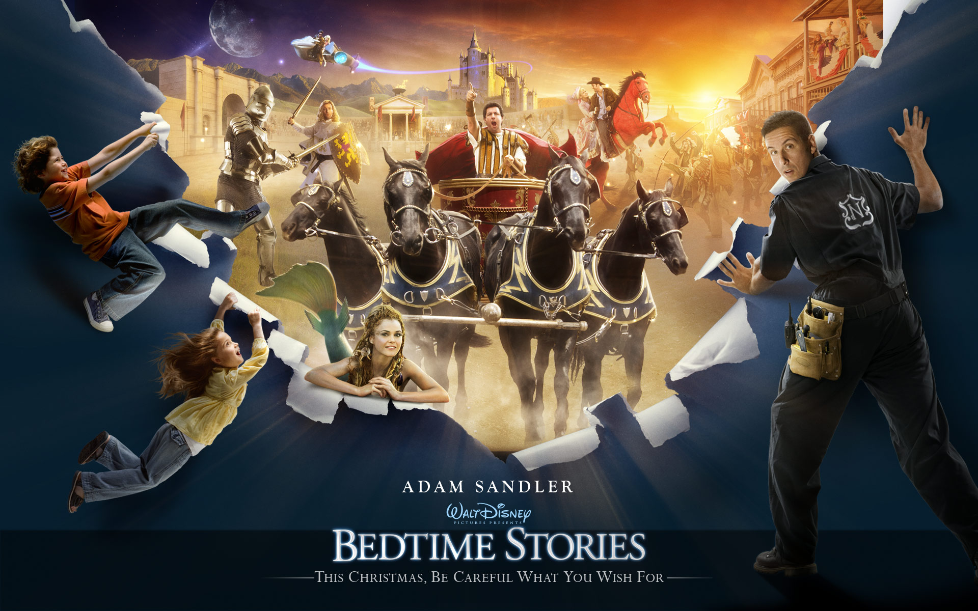 Adam sandler bedtime stories