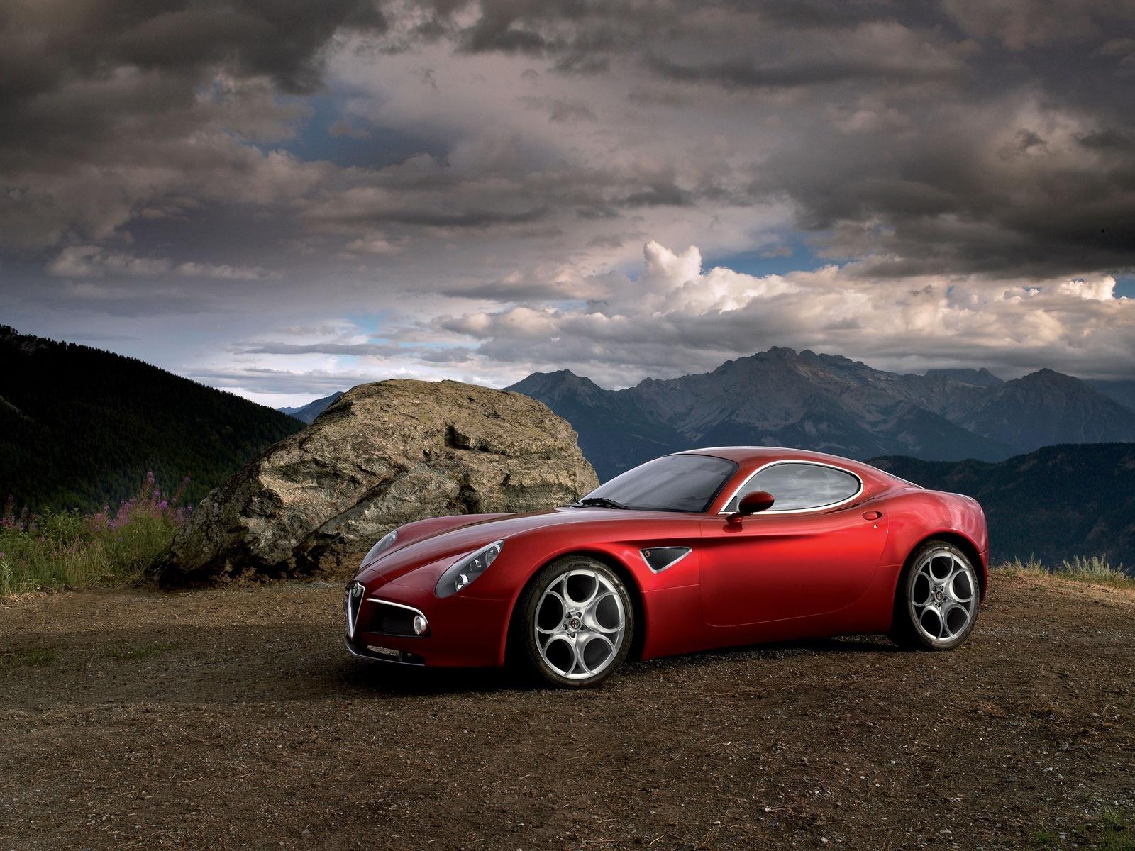 Alfa Romeo 8C Competizione 024