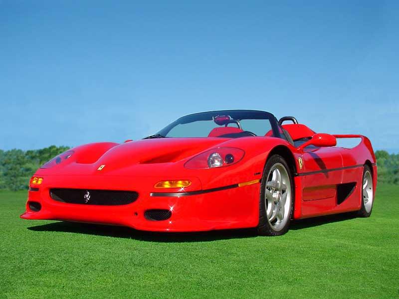 1995 ferrari f50 01