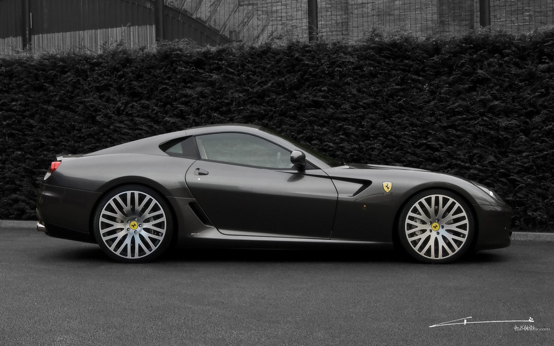 Ferrari 599 wallpaper 83342 for Ferrari cerniere