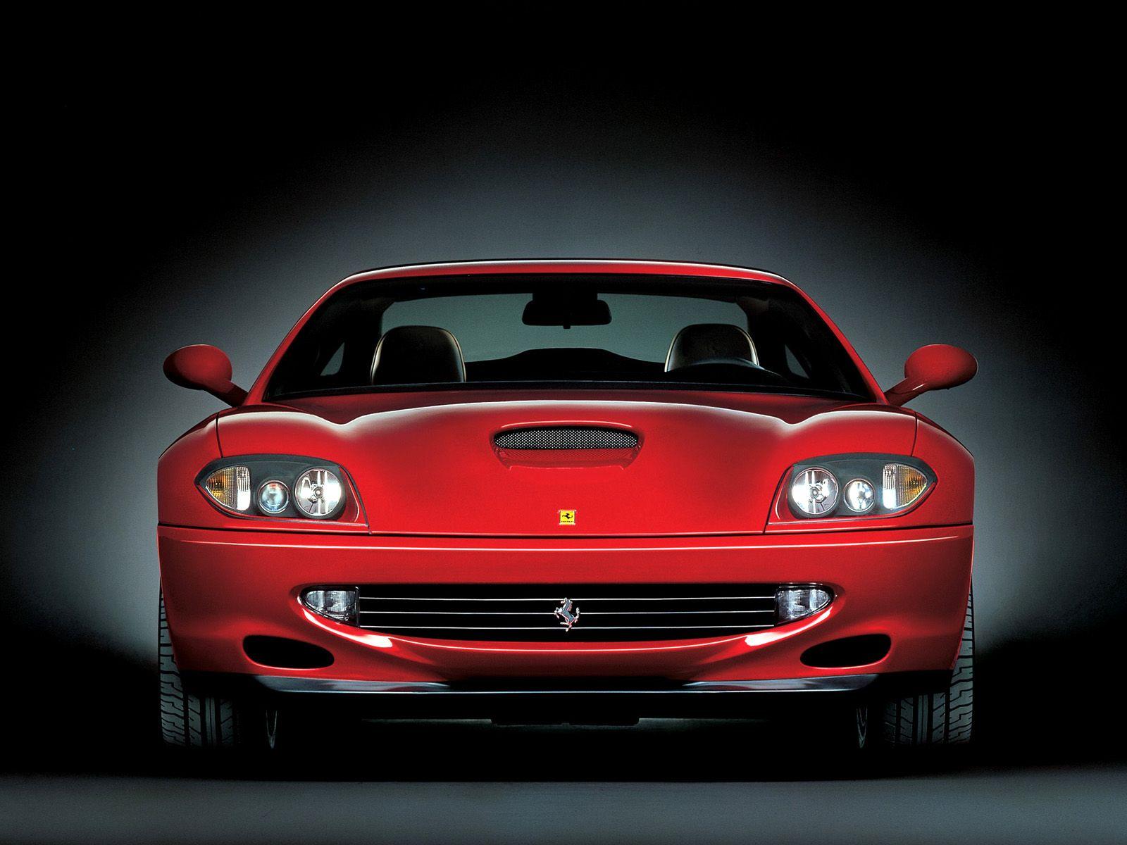 Ferrari 550 Maranello 001