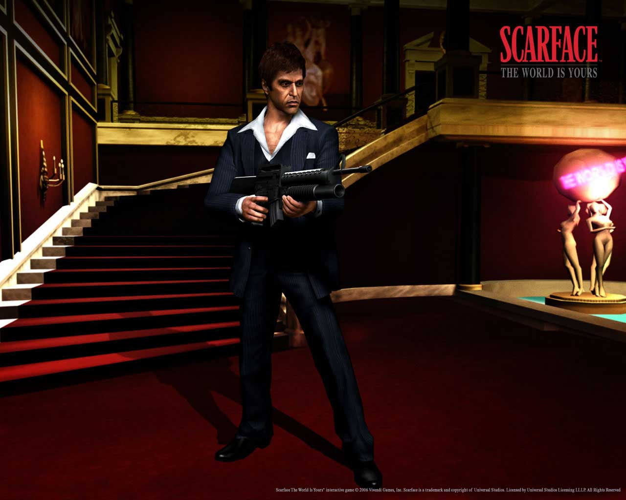 Игру Scarface World Yours