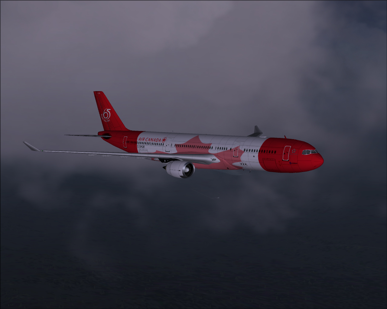 Airbus A330 | Free Desktop Wallpapers for HD, Widescreen ...
