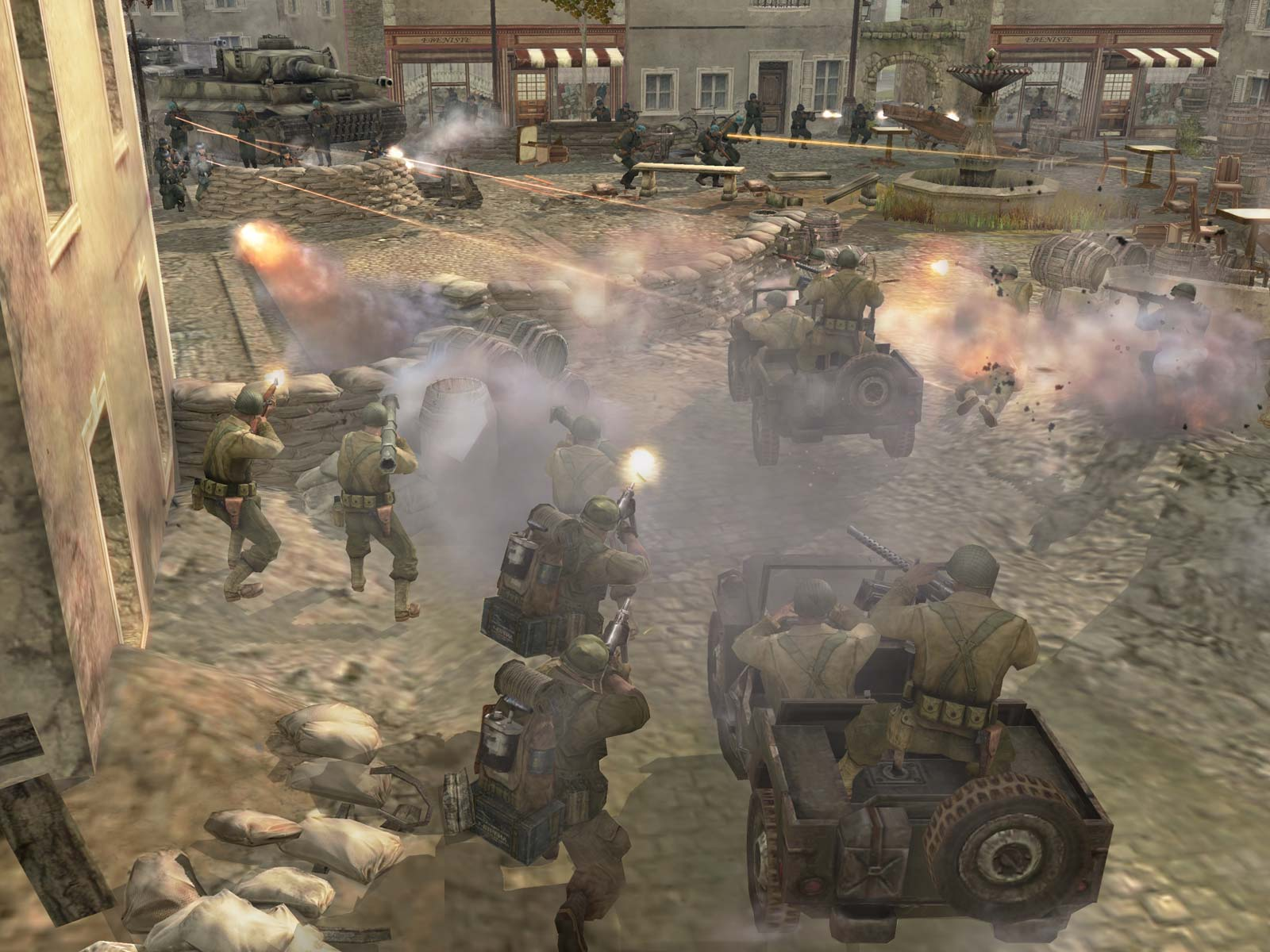 company of heroes | free desktop wallpapers for widescreen, hd and