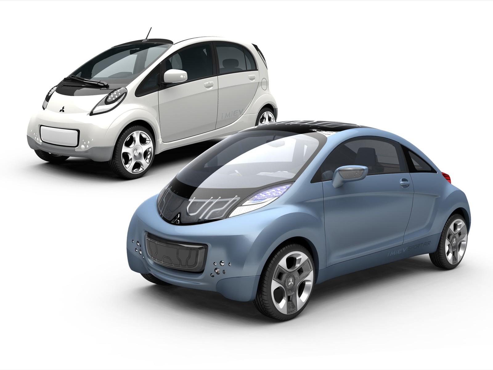 Mitsubishi I MiEV Cars