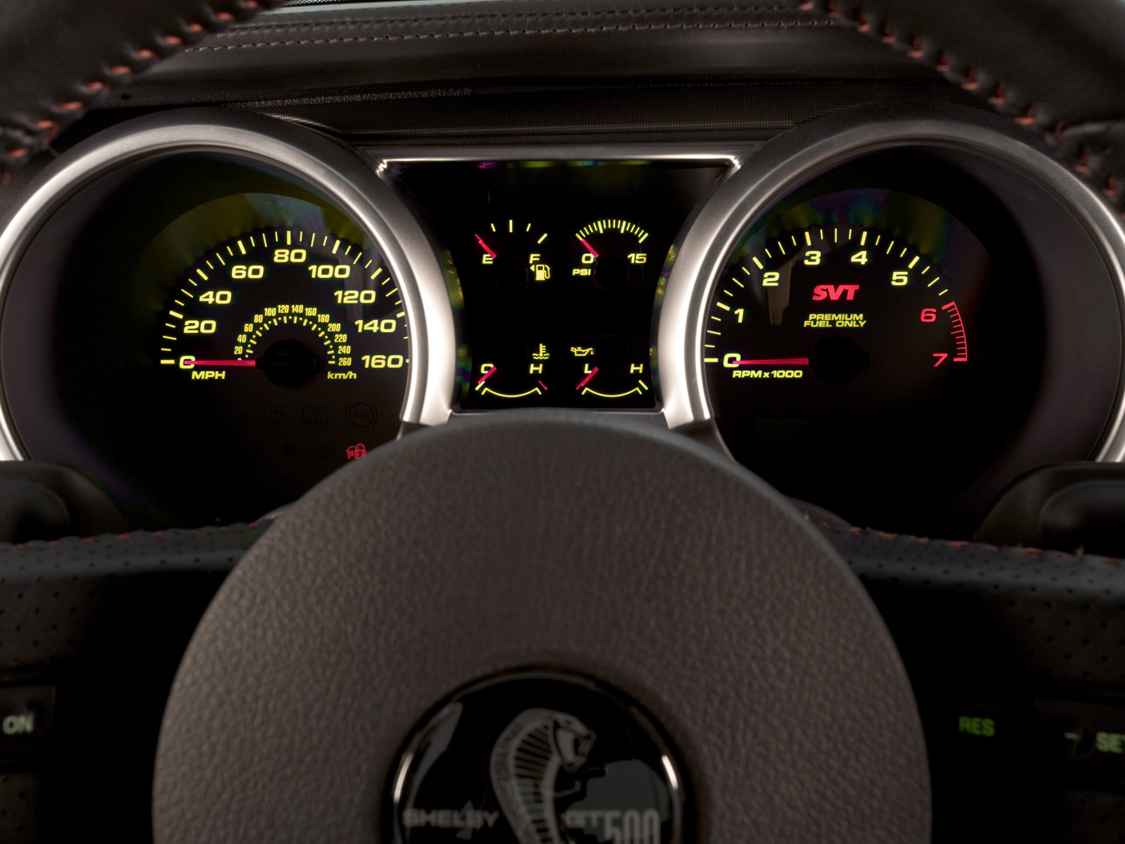 Shelby Cobra GT500 Mustang 046