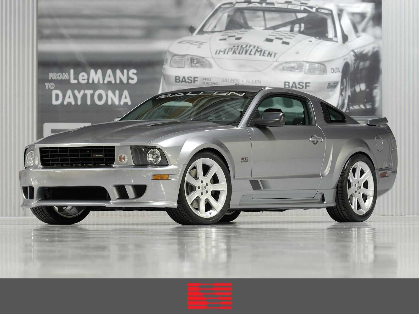 Saleen Mustang 2005 013