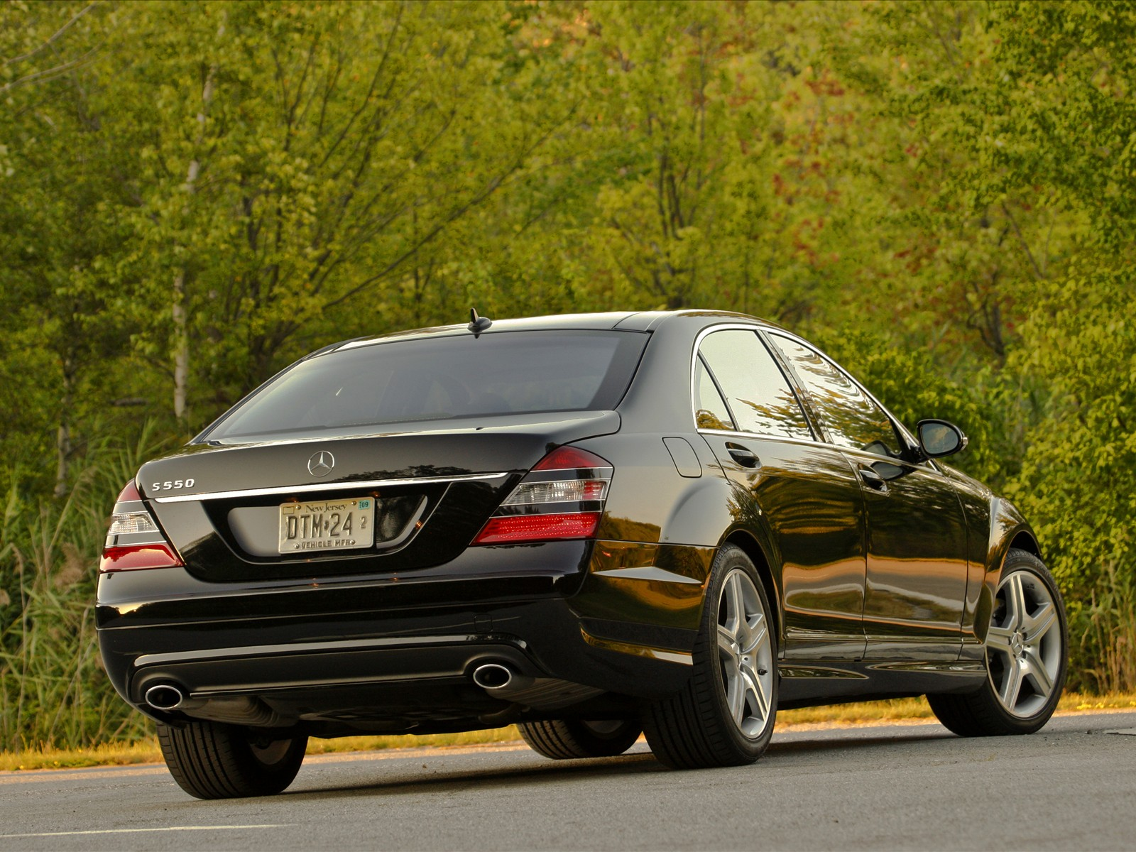 Mercedes s550 for Mercedes benz 550s
