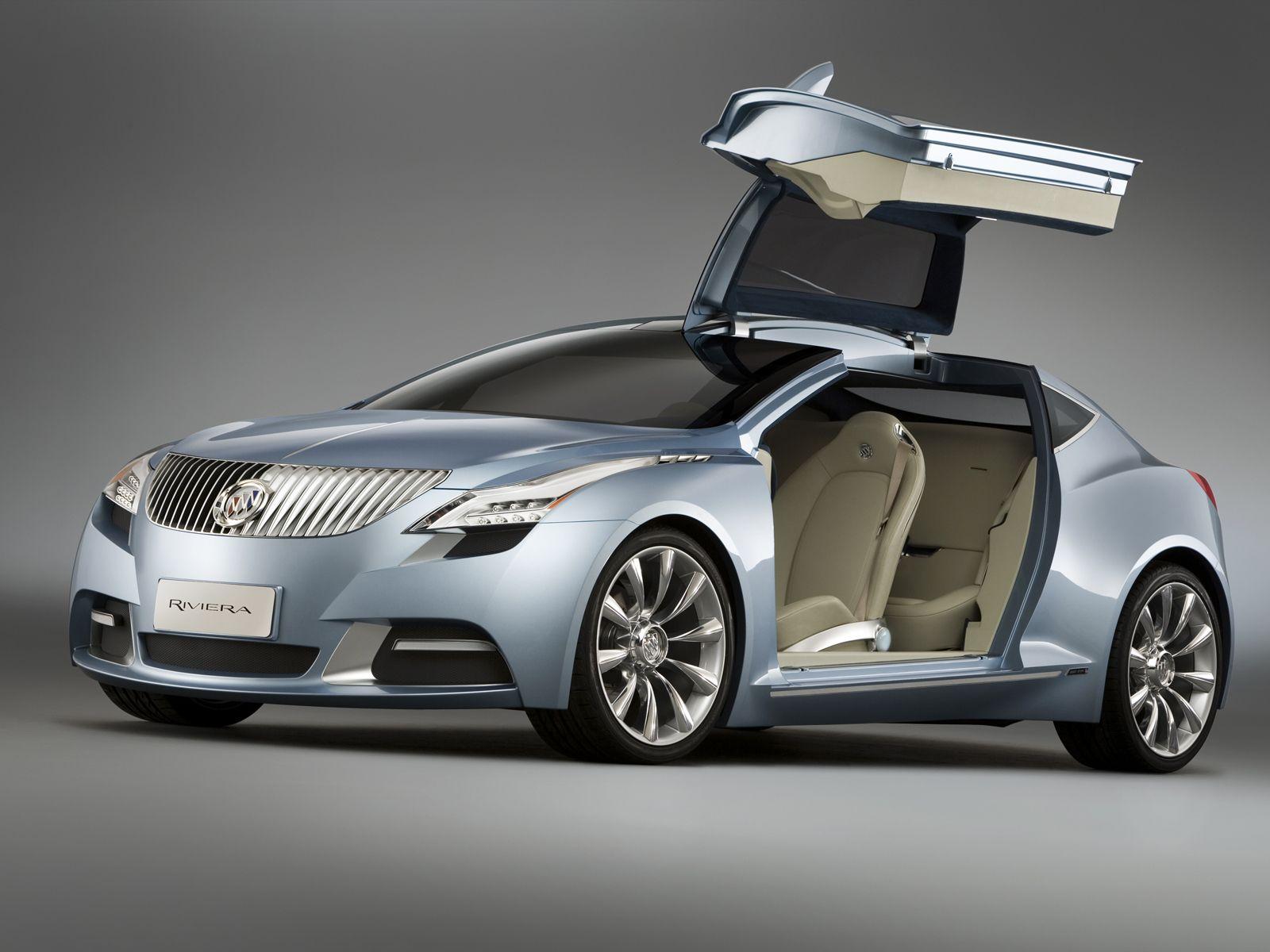 2009 Buick Riviera Concept 05