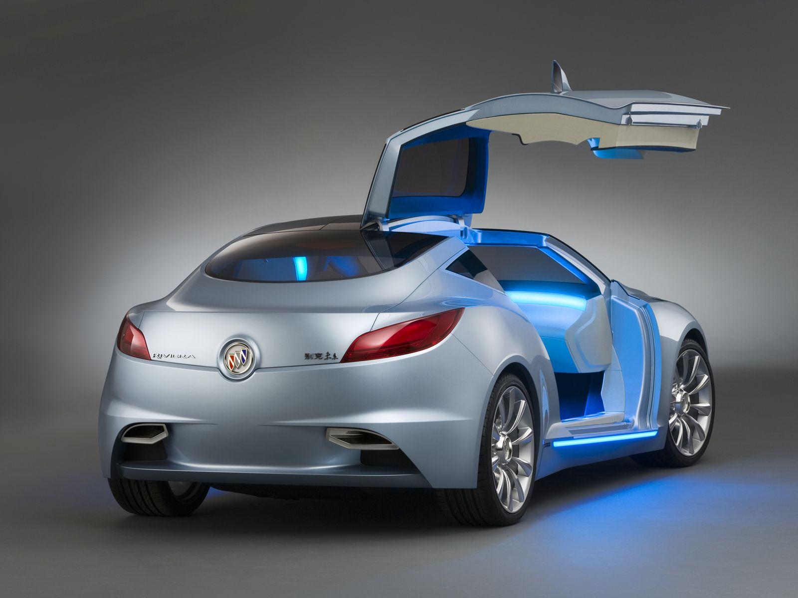 2009 Buick Riviera Concept 09