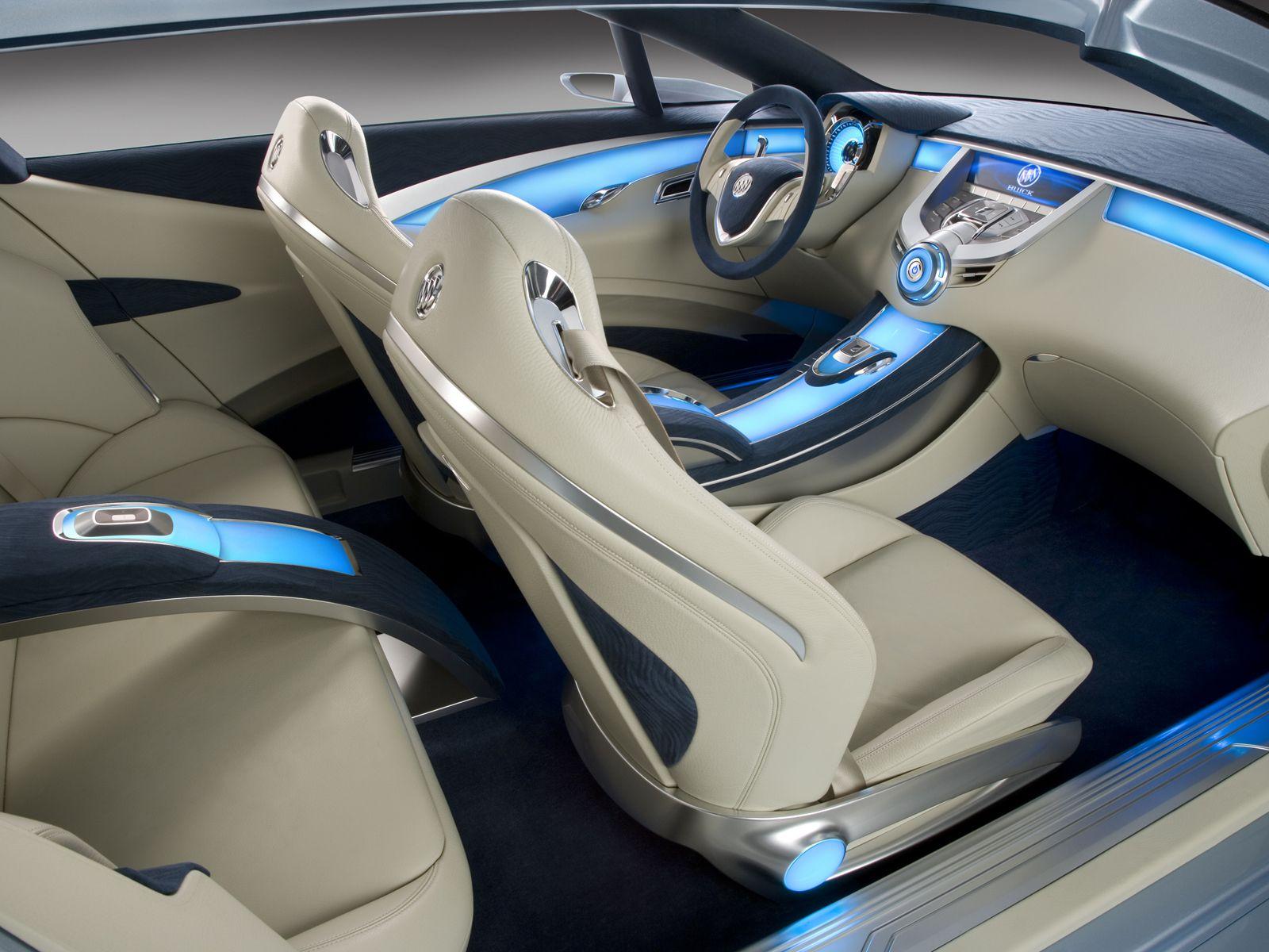 2009 Buick Riviera Concept 28