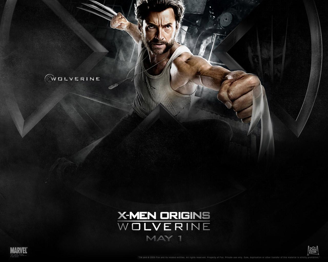 x men origins wolverine thewallpapers free desktop