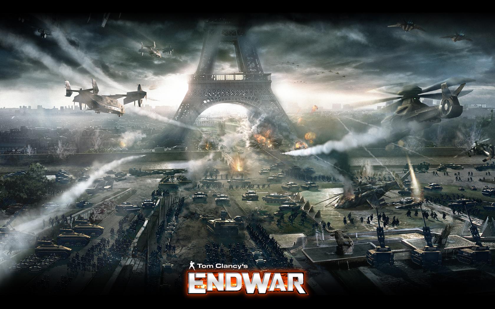 Hd wallpaper 3 tom clancy s endwar online - Hd Wallpaper 3 Tom Clancy S Endwar Online 36