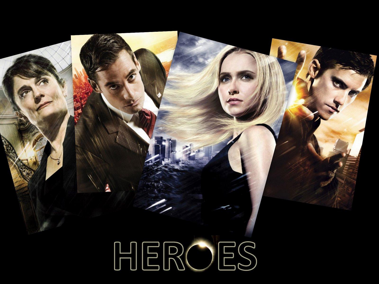 heroes seasons